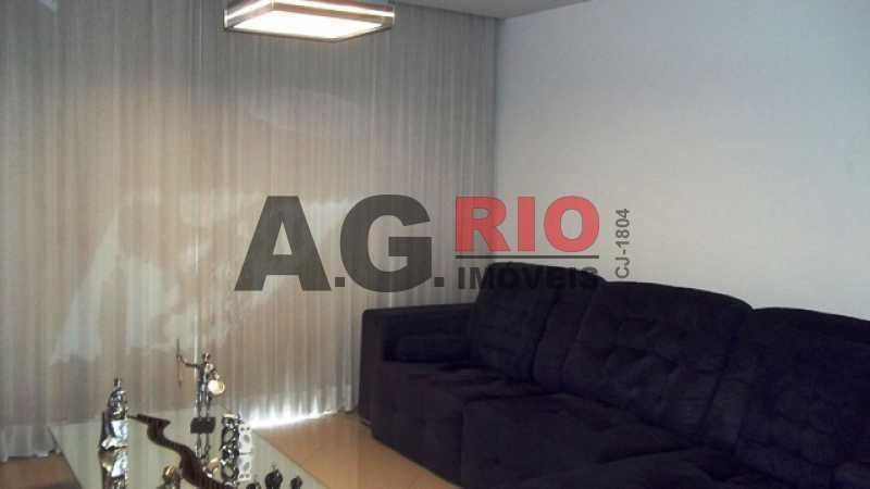 100_0593 - Apartamento À Venda - Rio de Janeiro - RJ - Vila Valqueire - AGV30838 - 3