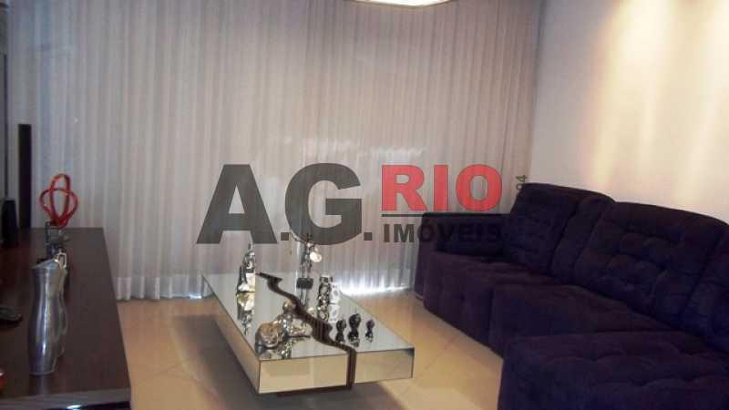 100_0594 - Apartamento À Venda - Rio de Janeiro - RJ - Vila Valqueire - AGV30838 - 1