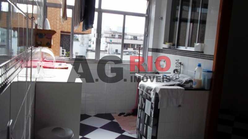 100_0595 - Apartamento À Venda - Rio de Janeiro - RJ - Vila Valqueire - AGV30838 - 20