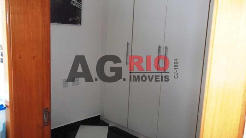 100_0596 - Apartamento À Venda - Rio de Janeiro - RJ - Vila Valqueire - AGV30838 - 7
