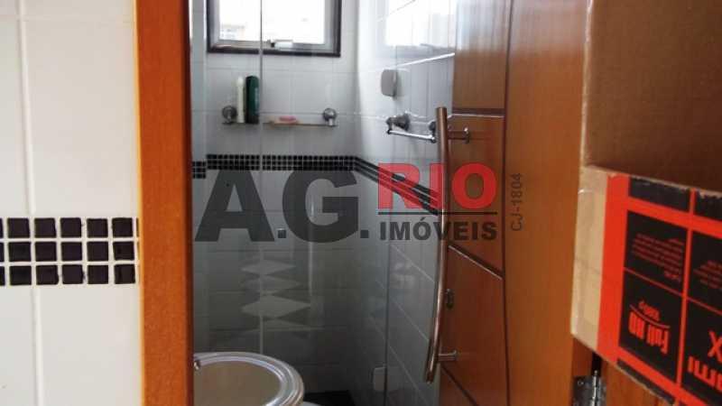 100_0597 - Apartamento À Venda - Rio de Janeiro - RJ - Vila Valqueire - AGV30838 - 19