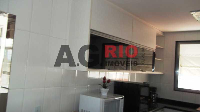 100_0599 - Apartamento À Venda - Rio de Janeiro - RJ - Vila Valqueire - AGV30838 - 25