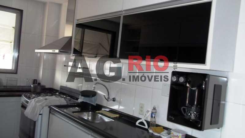 100_0600 - Apartamento À Venda - Rio de Janeiro - RJ - Vila Valqueire - AGV30838 - 23