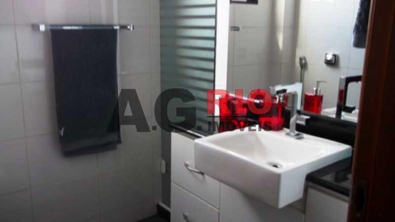 100_0604 - Apartamento À Venda - Rio de Janeiro - RJ - Vila Valqueire - AGV30838 - 27