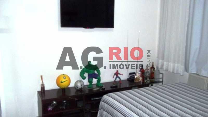 100_0605 - Apartamento À Venda - Rio de Janeiro - RJ - Vila Valqueire - AGV30838 - 8