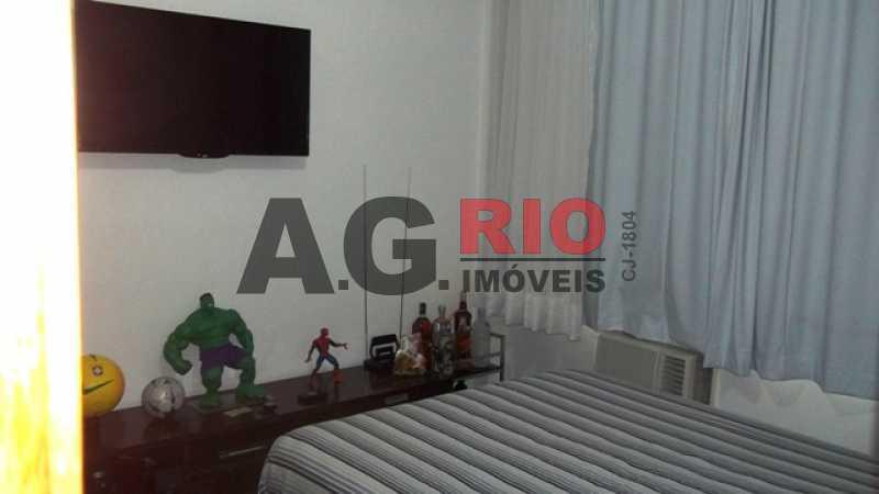 100_0606 - Apartamento À Venda - Rio de Janeiro - RJ - Vila Valqueire - AGV30838 - 9