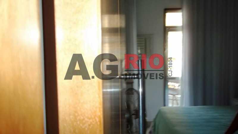 100_0610 - Apartamento À Venda - Rio de Janeiro - RJ - Vila Valqueire - AGV30838 - 18
