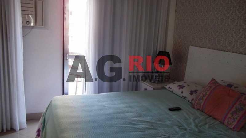 100_0611 - Apartamento À Venda - Rio de Janeiro - RJ - Vila Valqueire - AGV30838 - 13