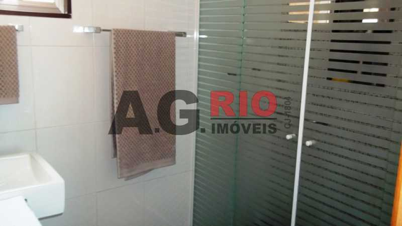 100_0613 - Apartamento À Venda - Rio de Janeiro - RJ - Vila Valqueire - AGV30838 - 26