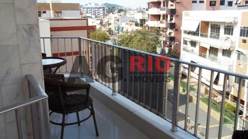 100_0614 - Apartamento À Venda - Rio de Janeiro - RJ - Vila Valqueire - AGV30838 - 5