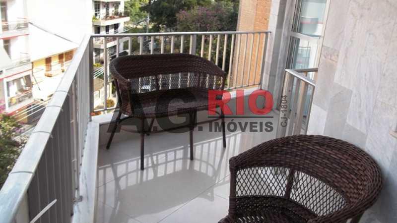 100_0615 - Apartamento À Venda - Rio de Janeiro - RJ - Vila Valqueire - AGV30838 - 4