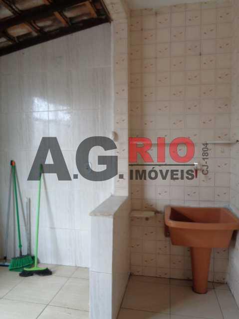 DSC09189 480x640 - Apartamento para alugar Estrada Intendente Magalhães,Rio de Janeiro,RJ - R$ 950 - VV2097 - 9