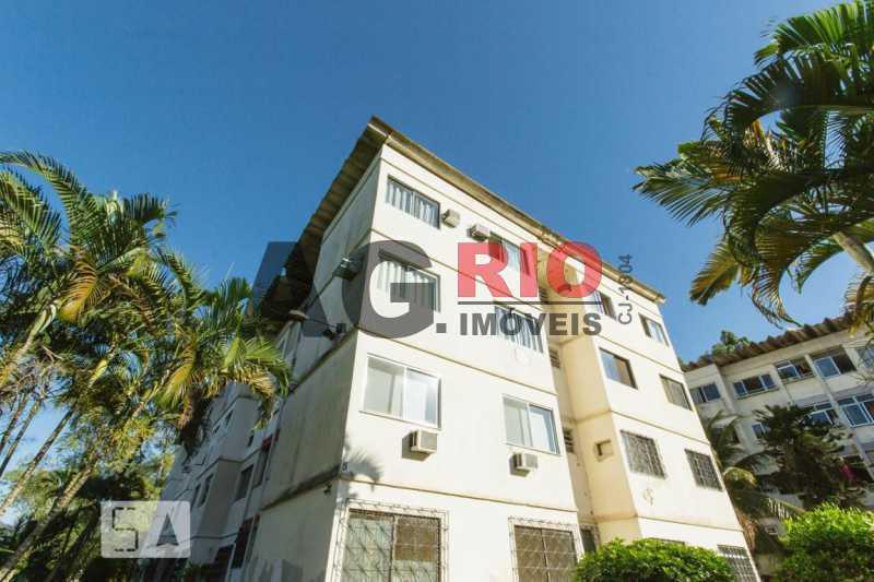 Fachada - Apartamento 2 quartos à venda Rio de Janeiro,RJ - R$ 200.000 - TQAP20620 - 3