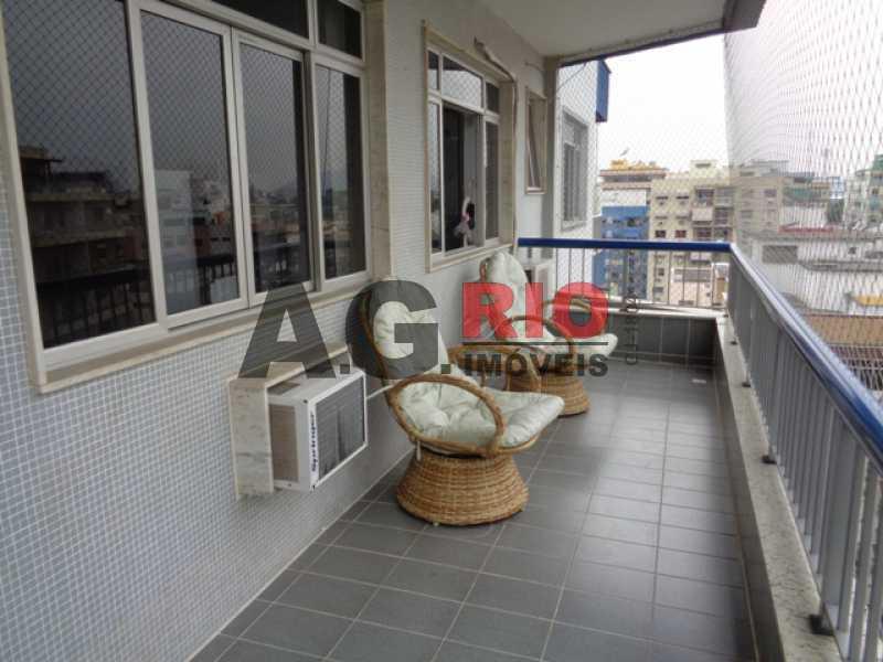 DSC01129 - Cobertura 4 quartos à venda Rio de Janeiro,RJ - R$ 900.000 - AGL00151 - 3