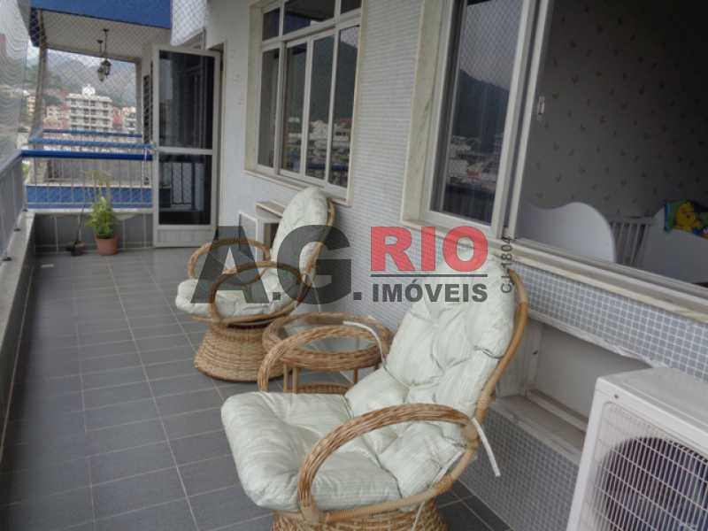 DSC01131 - Cobertura 4 quartos à venda Rio de Janeiro,RJ - R$ 900.000 - AGL00151 - 4