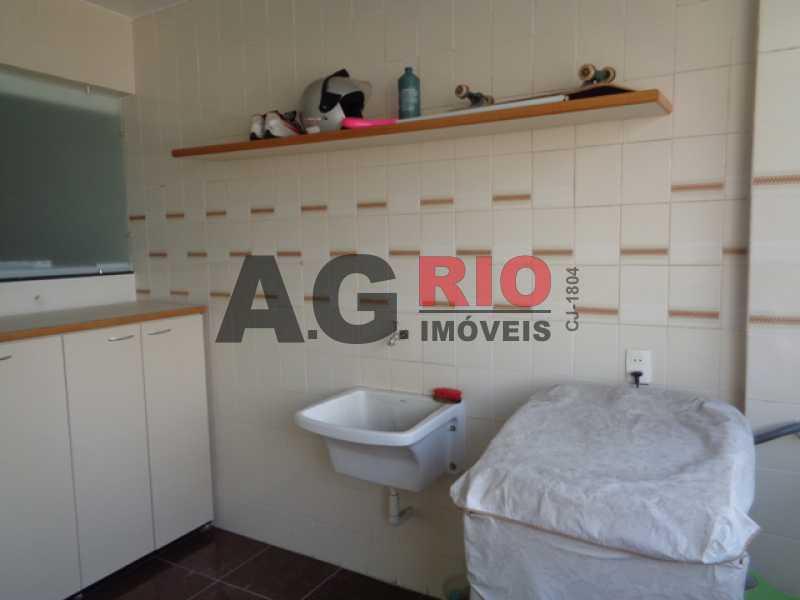DSC01134 - Cobertura 4 quartos à venda Rio de Janeiro,RJ - R$ 900.000 - AGL00151 - 22