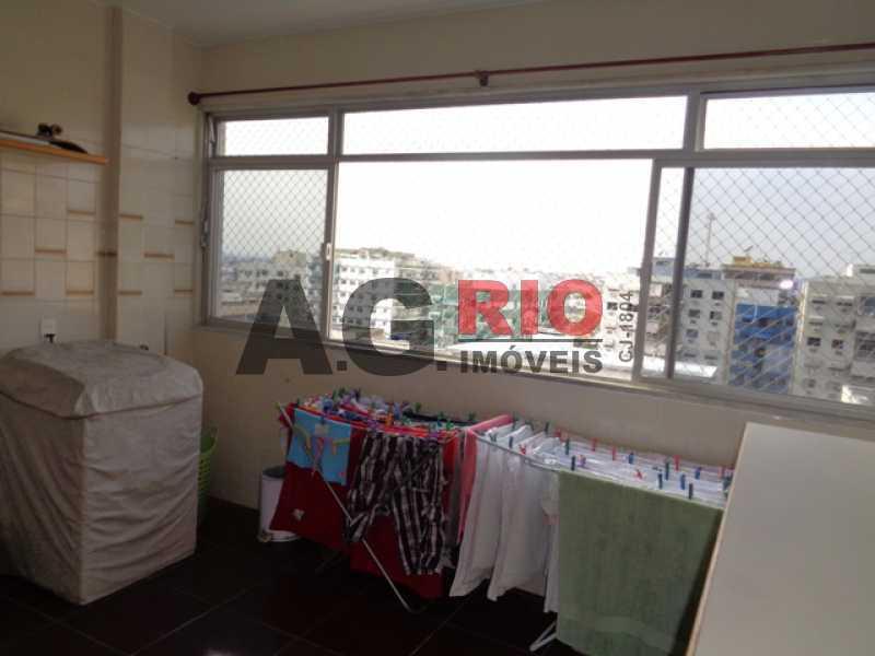DSC01135 - Cobertura 4 quartos à venda Rio de Janeiro,RJ - R$ 900.000 - AGL00151 - 23