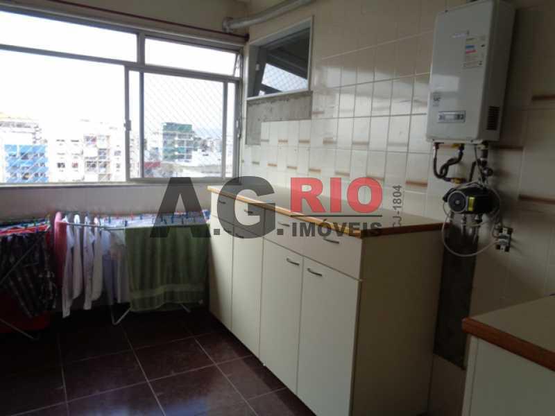 DSC01137 - Cobertura 4 quartos à venda Rio de Janeiro,RJ - R$ 900.000 - AGL00151 - 18