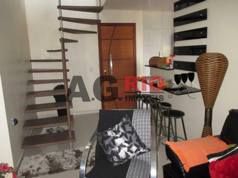 IMG_1649 - Cobertura 2 quartos à venda Rio de Janeiro,RJ - R$ 450.000 - AGT60276 - 3