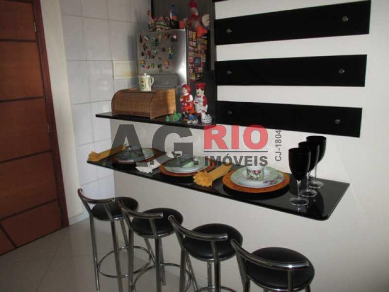 IMG_1650 - Cobertura 2 quartos à venda Rio de Janeiro,RJ - R$ 450.000 - AGT60276 - 4