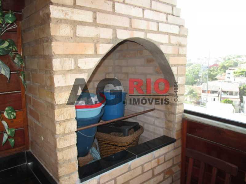 IMG_1662 - Cobertura 2 quartos à venda Rio de Janeiro,RJ - R$ 450.000 - AGT60276 - 22