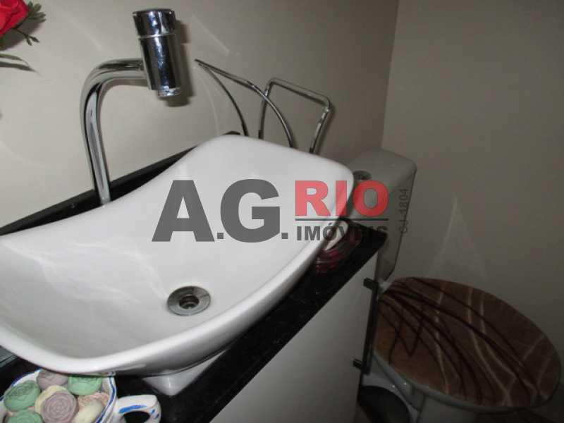 IMG_1670 - Cobertura 2 quartos à venda Rio de Janeiro,RJ - R$ 450.000 - AGT60276 - 24