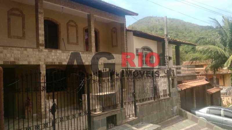 IMG-20151031-WA0104 - Casa em Condominio Rio de Janeiro,Vila Valqueire,RJ À Venda,4 Quartos,250m² - VVCN40016 - 3