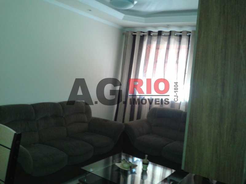 SALA 1 - Apartamento Rio de Janeiro, Realengo, RJ À Venda, 2 Quartos, 54m² - AGV22415 - 1