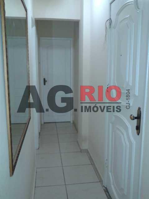 CORREDOR - Apartamento Rio de Janeiro, Realengo, RJ À Venda, 2 Quartos, 54m² - AGV22415 - 9