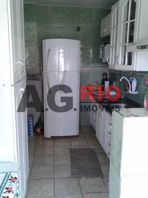 COZINHA - Apartamento Rio de Janeiro, Realengo, RJ À Venda, 2 Quartos, 54m² - AGV22415 - 12