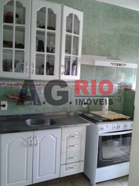 COZINHA 1 - Apartamento Rio de Janeiro, Realengo, RJ À Venda, 2 Quartos, 54m² - AGV22415 - 11