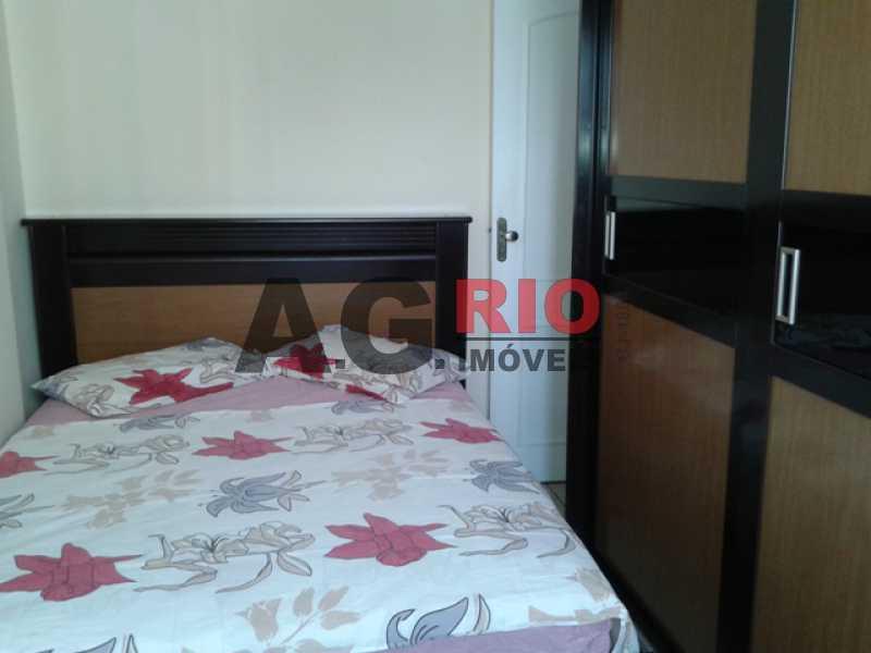 QUARTO CASAL 1 - Apartamento Rio de Janeiro, Realengo, RJ À Venda, 2 Quartos, 54m² - AGV22415 - 4