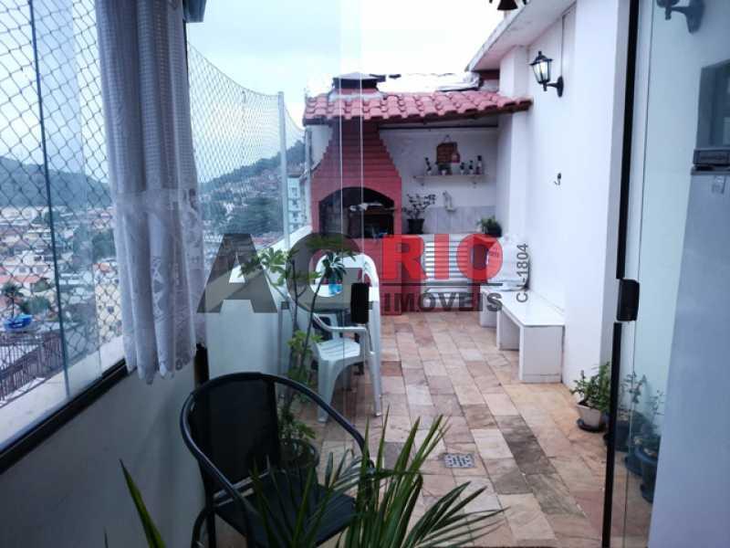 DSC_1319 - Cobertura À Venda - Rio de Janeiro - RJ - Praça Seca - AGV60838 - 17