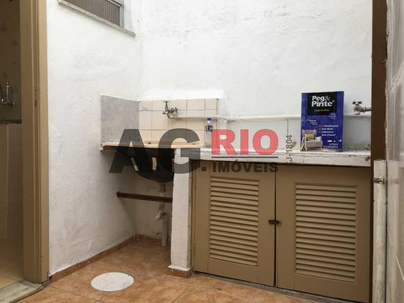 13 - Casa de Vila 2 quartos para alugar Rio de Janeiro,RJ - R$ 1.000 - VVCV20047 - 14