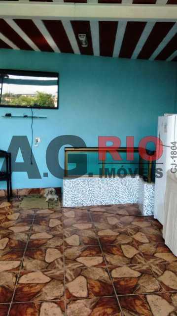 TERRAÇ0 - Casa 3 quartos à venda Rio de Janeiro,RJ - R$ 270.000 - AGV73162 - 10