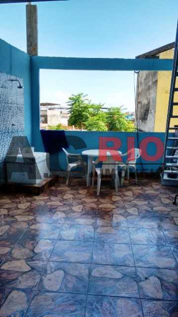 TERRAÇO 1 - Casa 3 quartos à venda Rio de Janeiro,RJ - R$ 270.000 - AGV73162 - 12