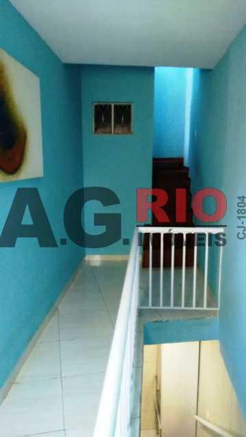 CIRCULAÇÃO - Casa 3 quartos à venda Rio de Janeiro,RJ - R$ 270.000 - AGV73162 - 14