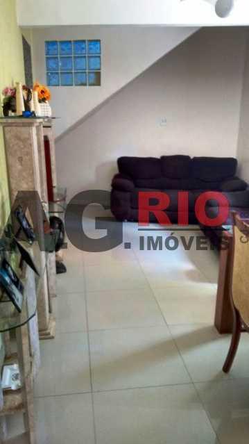 SALA - Casa 3 quartos à venda Rio de Janeiro,RJ - R$ 270.000 - AGV73162 - 1