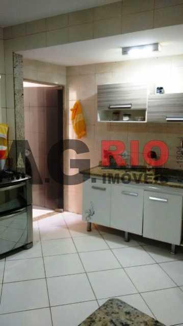 COZINHA - Casa 3 quartos à venda Rio de Janeiro,RJ - R$ 270.000 - AGV73162 - 6