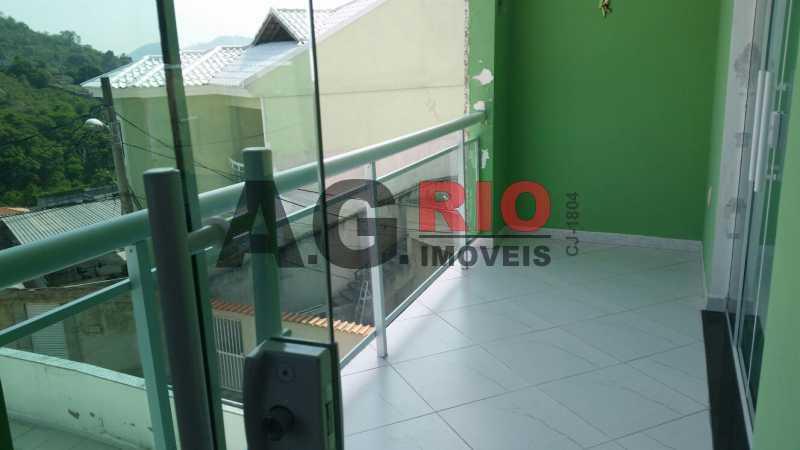 98588a44-a557-405d-94c1-1f1051 - Casa 3 quartos à venda Rio de Janeiro,RJ - R$ 950.000 - AGV73169 - 3