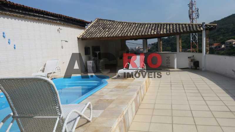 53a6e704-ec7d-425a-a27c-cf55c4 - Casa 3 quartos à venda Rio de Janeiro,RJ - R$ 950.000 - AGV73169 - 4