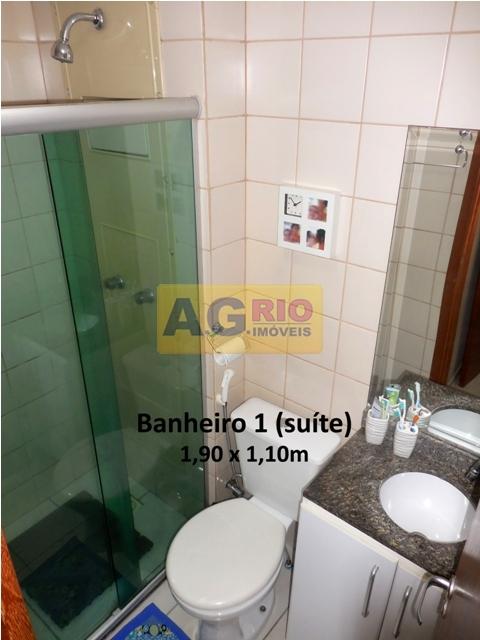 FOTO11 - Apartamento à venda Rua Iriquitia,Rio de Janeiro,RJ - R$ 270.000 - AGT23375 - 9