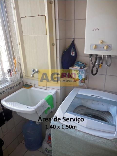 FOTO12 - Apartamento à venda Rua Iriquitia,Rio de Janeiro,RJ - R$ 270.000 - AGT23375 - 13