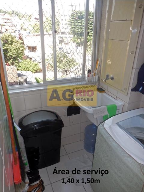 FOTO13 - Apartamento à venda Rua Iriquitia,Rio de Janeiro,RJ - R$ 270.000 - AGT23375 - 14