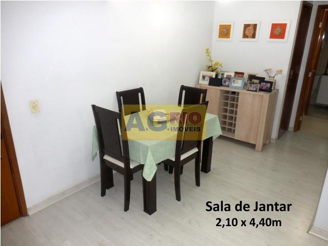 FOTO3 - Apartamento à venda Rua Iriquitia,Rio de Janeiro,RJ - R$ 270.000 - AGT23375 - 6