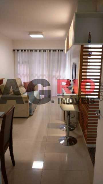 1f3c2e82-f72d-46b0-8a57-8f1786 - Apartamento 2 quartos à venda Rio de Janeiro,RJ - R$ 450.000 - AGV22488 - 5