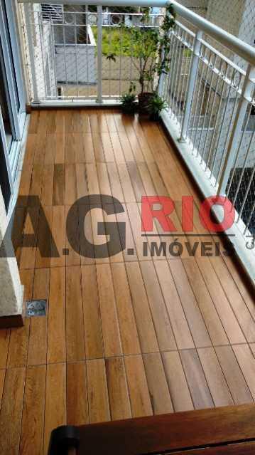 4e668fc3-76e1-4047-85d7-fbfc69 - Apartamento 2 quartos à venda Rio de Janeiro,RJ - R$ 450.000 - AGV22488 - 14