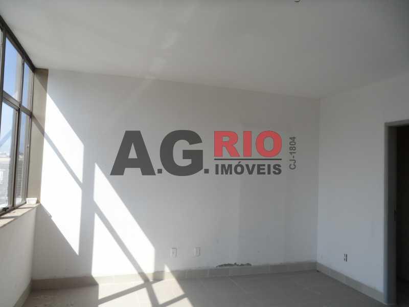 SAM_0648 - Sala Comercial Para Alugar - Rio de Janeiro - RJ - Taquara - TQ2091 - 4