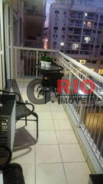 IMG-20160305-WA0040 - Apartamento À Venda - Rio de Janeiro - RJ - Vila Valqueire - AGV22495 - 1