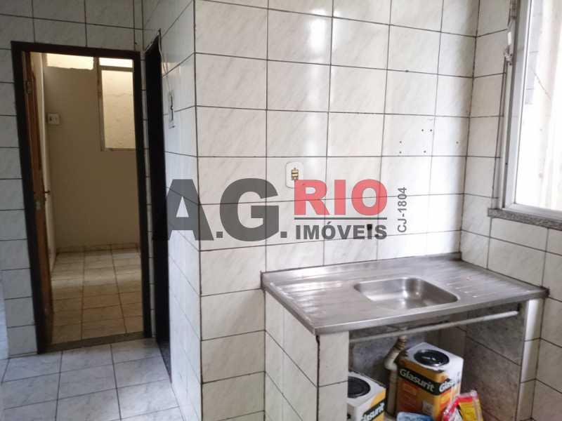 DSC_0098 - Apartamento À Venda - Rio de Janeiro - RJ - Marechal Hermes - AGV22517 - 10